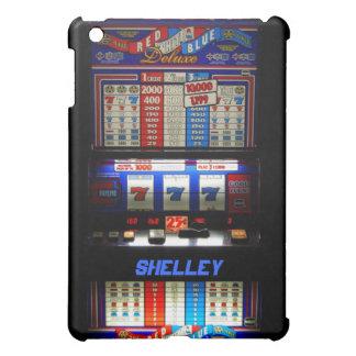 Vegas Style Red White Blue iPad Slot Machine iPad Mini Cover