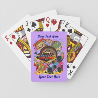 Vegas Style Set 2 View About Design Playing Cards