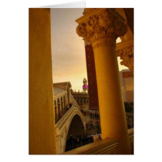 Vegas Terrace Card