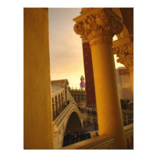 Vegas Terrace Flyer