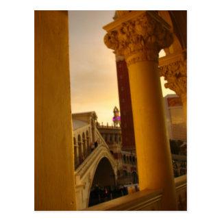 Vegas Terrace Postcard