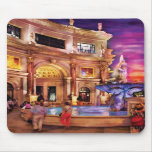 Vegas - The Entrance Mouse Pads