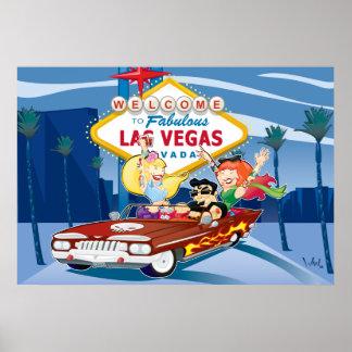 Vegas Trip Print