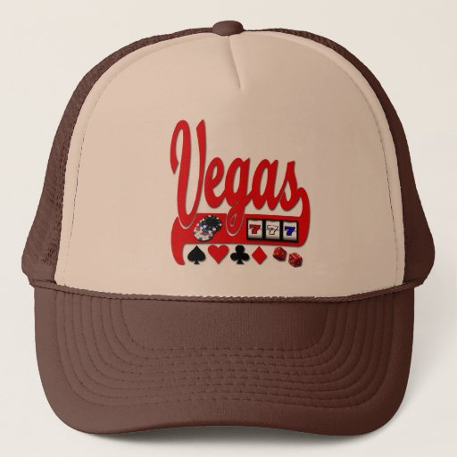 Zazzle Vegas Trucker Hat