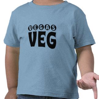 Vegas Veg logo items Tshirts
