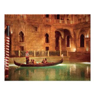 Vegas - veneciano - la góndola de Venecia Comunicado Personal