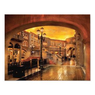 Vegas - veneciano - las calles de Venecia Anuncio