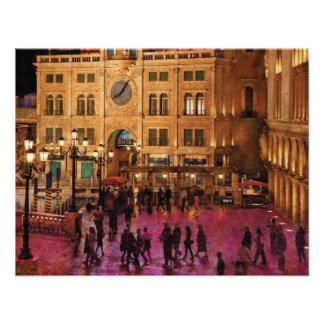 Vegas - Venetian - Entrance Custom Invites