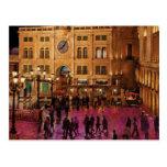 Vegas - Venetian - Entrance Post Card