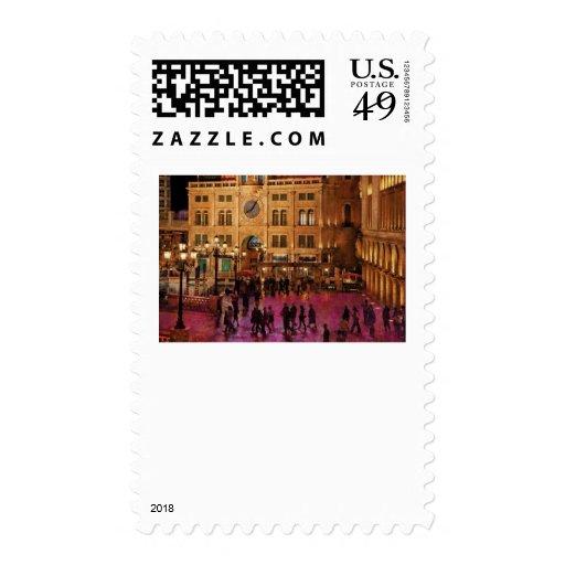 Vegas - Venetian - Entrance Stamps