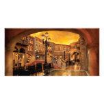 Vegas - Venetian - The streets of Venice Photo Card Template