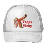 VEGAS VICKY CAP!!! MESH HATS
