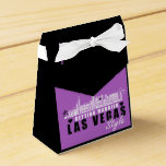 "Vegas Wedding Gift Ideas - Favor Boxes<br><div class=""desc"">Your source for Las Vegas wedding gift ideas. If you are planning a unique Las Vegas wedding and looking for wedding favors to remember your special day then this Vegas Bride tote bag is perfect for the occasion. Order it for your Las Vegas wedding trip and use it to carry...</div>"