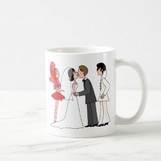 Vegas Wedding Classic White Coffee Mug