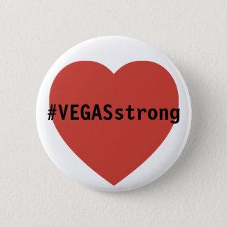 #vegasSTRONG Tribute  |  Prayers For Las Vegas Pinback Button