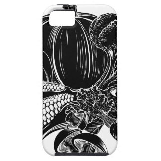 Vegatables food icon iPhone 5 cases