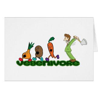 Vegenivore Card