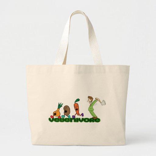 Vegenivore Tote Bag