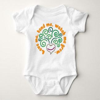 Vegetable Baby – Turnip T-shirt