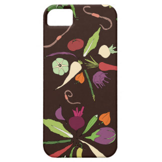 Vegetable Case-Mate iPhone 5 Barely There Universa iPhone SE/5/5s Case