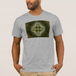 Vegetable Cell - Fractal Art T-Shirt