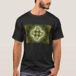 Vegetable Cell - Fractal Art T-Shirt