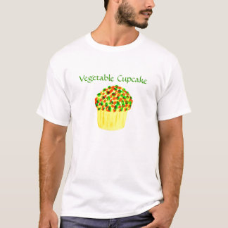 Vegetable Cupcake!  Shirt