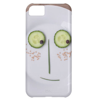 Vegetable Face iPhone 5C Cover