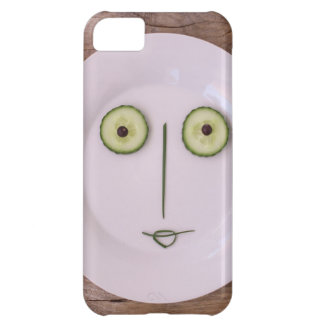 Vegetable Face iPhone 5C Covers