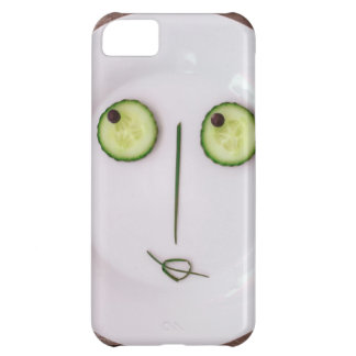 Vegetable Face iPhone 5C Cases