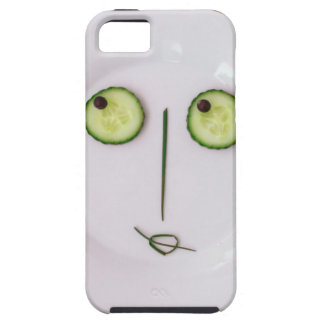 Vegetable Face iPhone 5 Cases
