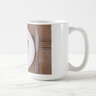 Vegetable Face Coffee Mug
