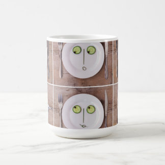 Vegetable Faces Coffee Mug