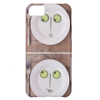 Vegetable Faces iPhone 5C Cover