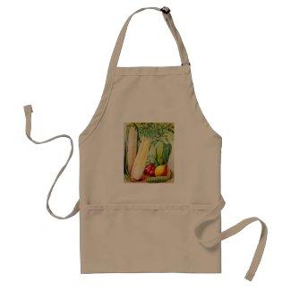 Vegetable Garden Apron