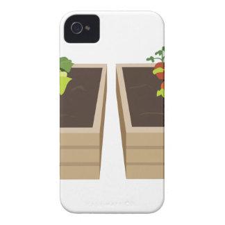 Vegetable Garden Case-Mate iPhone 4 Cases