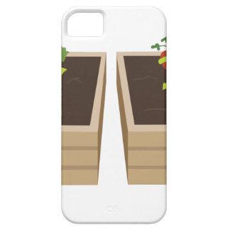 Vegetable Garden iPhone SE/5/5s Case