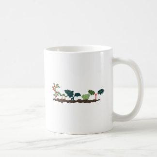 Vegetable Garden Classic White Coffee Mug
