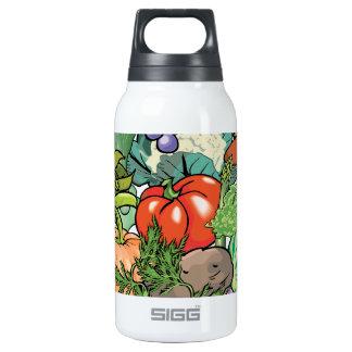 Vegetable Gardener Insulated Water Bottle