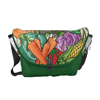 Vegetable Gardener Commuter Bag