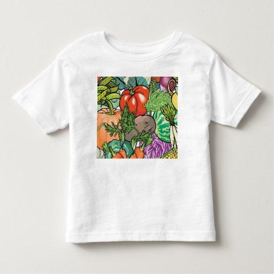 Vegetable Gardener Toddler T-shirt