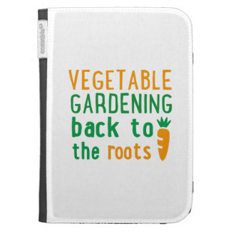 vegetable gardening bake ton the roots case for the kindle
