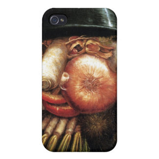 Vegetable Head Cases For iPhone 4