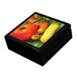 Vegetable Medley Keepsake Boxes