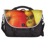 Vegetable Medley Laptop Messenger Bag