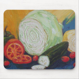 Vegetable Medley Mouse Pad