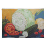 Vegetable Medley Placemat