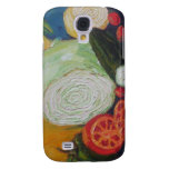 Vegetable Medley Samsung Galaxy S4 Cases