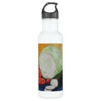 Vegetable Medley Stainless Steel Water Bottle