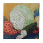 Vegetable Medley Tile